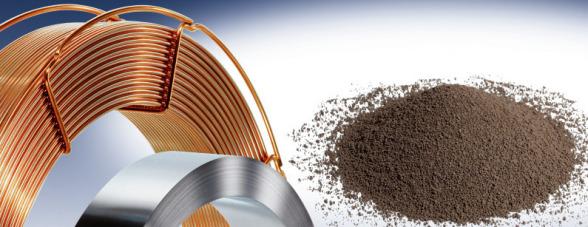 Böhler Welding Produkte
